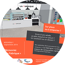flyer restauration rapide